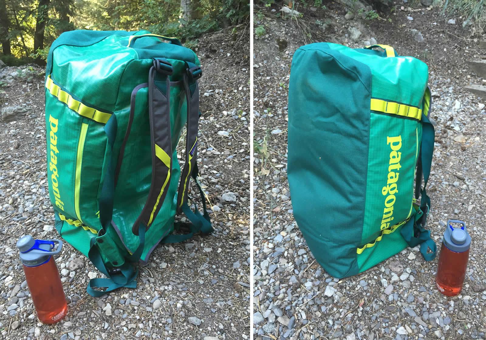 Patagonia Black Hole 90l Duffle Bag Review