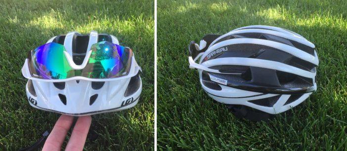 Louis Garneau Course Helmet Review