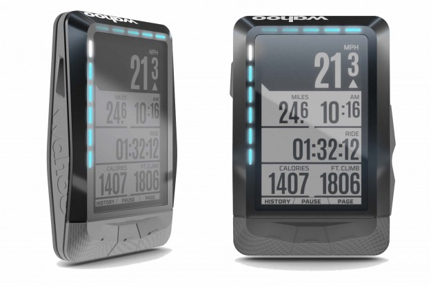 Wahoo Fitness ELEMENT GPS cycling computer
