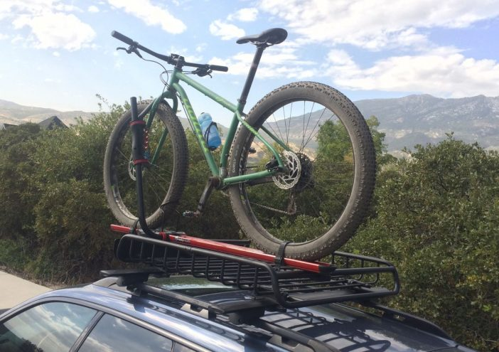 Yakima LoadWarrior - Bike Rack on Top