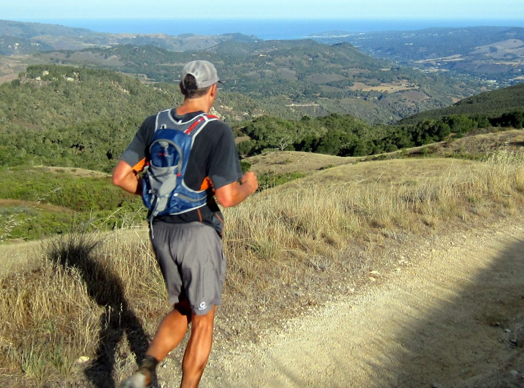 A training day with the UltrAspire Zygos and Merrell Resister shorts