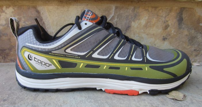 Topo Runventure, in cleaner times