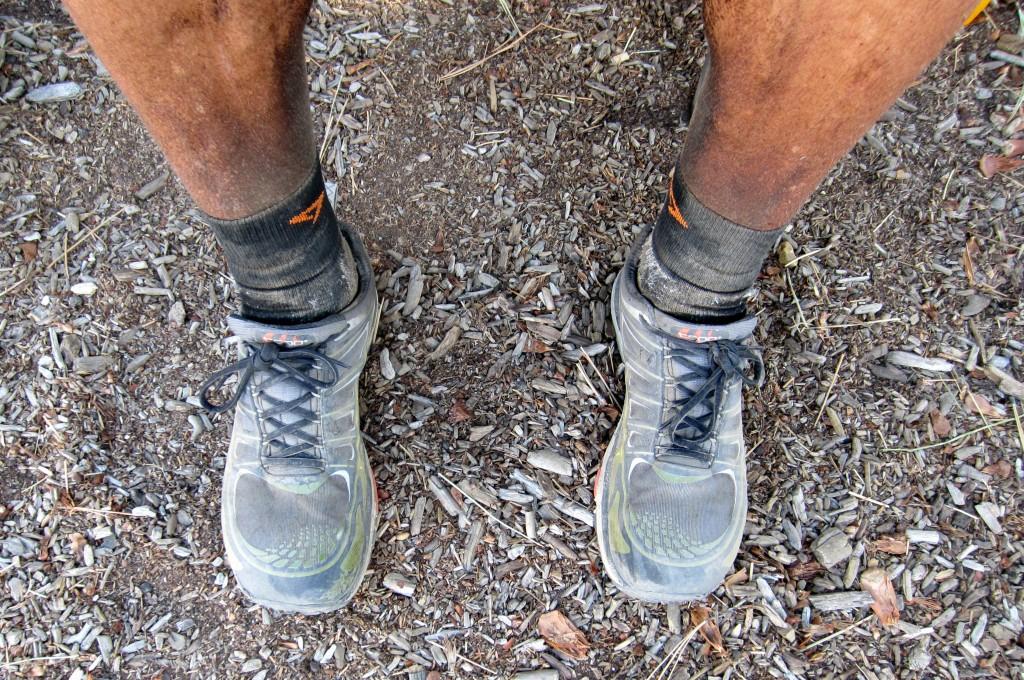 Topo Runventure 100 miles
