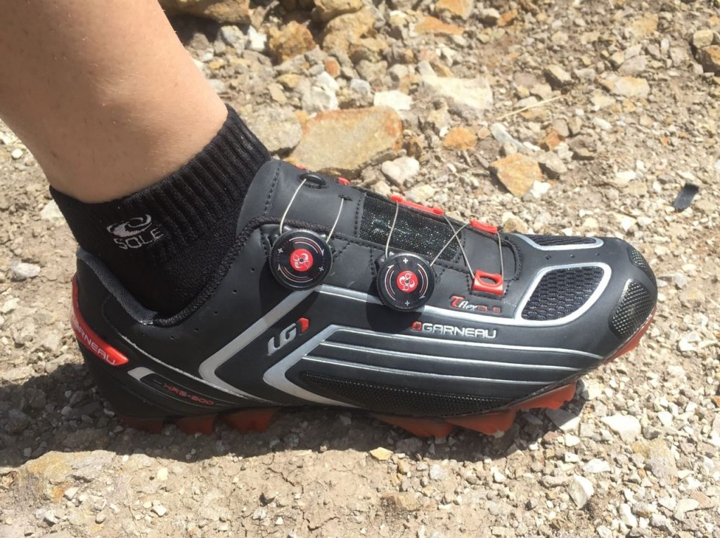 Louis Garneau T-Flex 2LS MTB Shoe Review