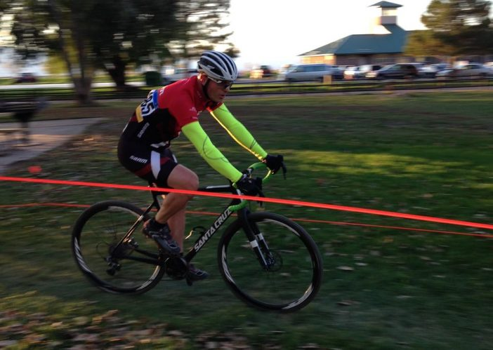 Cyclocross Testing the Garneau T-Flex 2LS