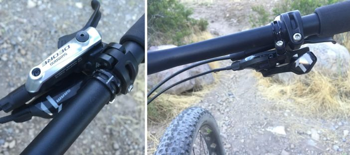 SRAM X1 Trigger Shifter