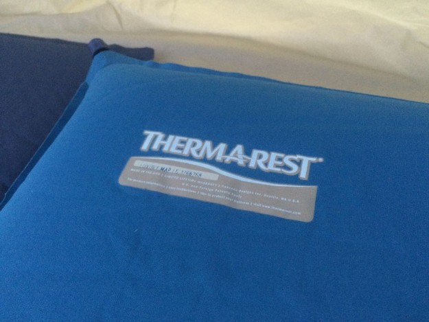 Therm-a-Rest Luxury Map Pad Review