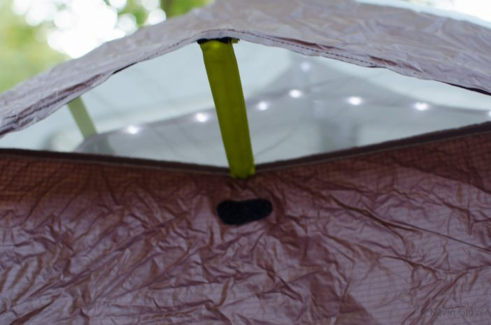 Big Agnes Rattlesnake SL2 mtnGLO Tent Review
