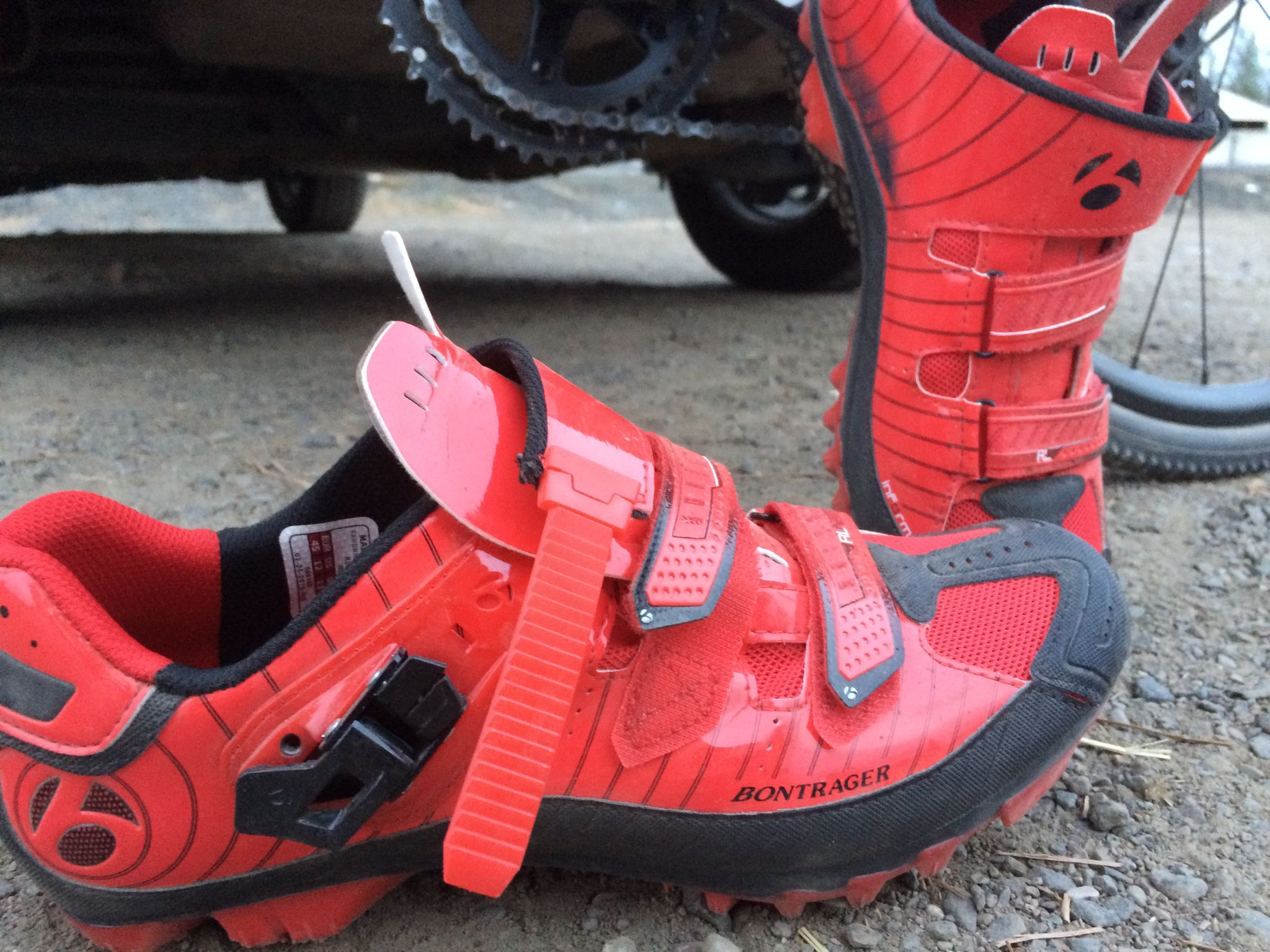 Review: Bontrager RL Shoes for MTB and
