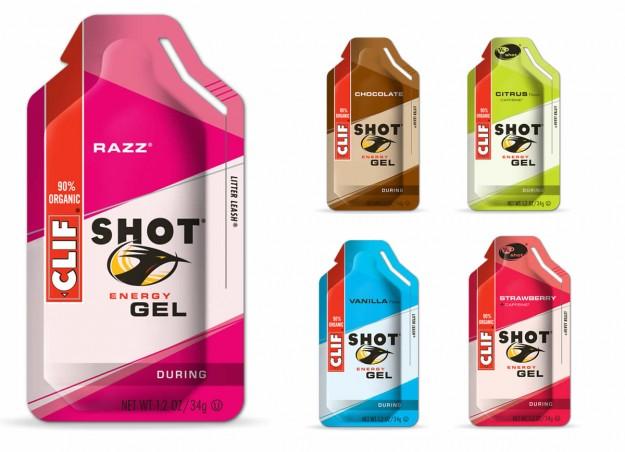 Clif Shot Energy Gels