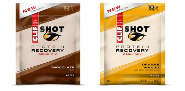 Clif Bar Protein Drinks