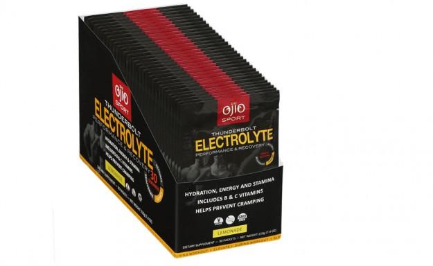 Ojio Organic Electrolytes - Lemon Lime