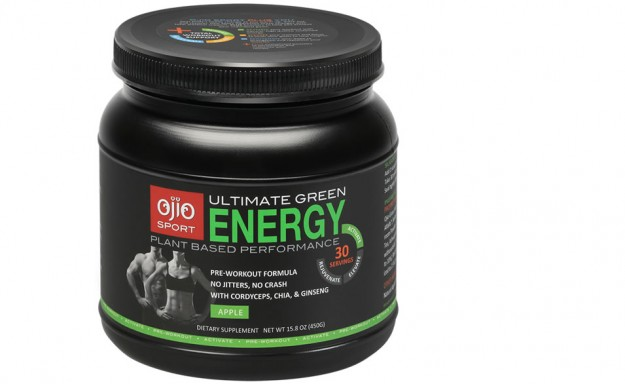 Ojio Organic Ultimate Green Energy - Apple