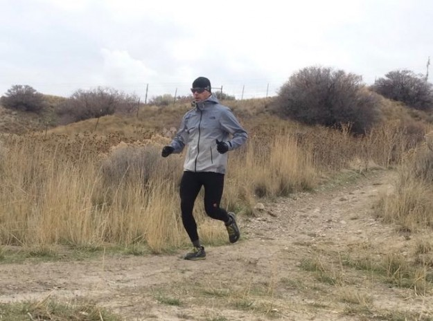 The North Face FuseForm Dot Matrix Jacket Review - Running