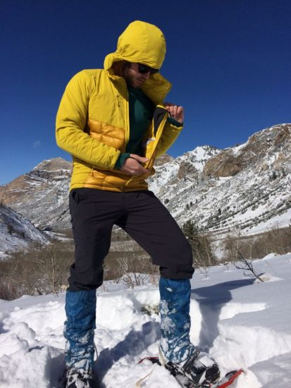 Mountain Hardwear Supercharger Insulated Jacket Review