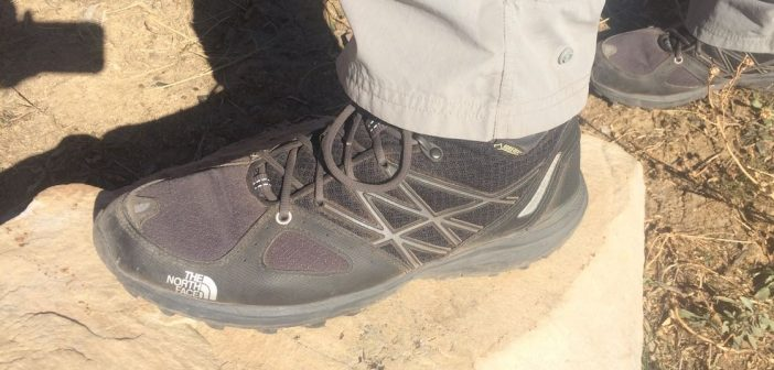 North Face Ultra Fastpack Mid GTX