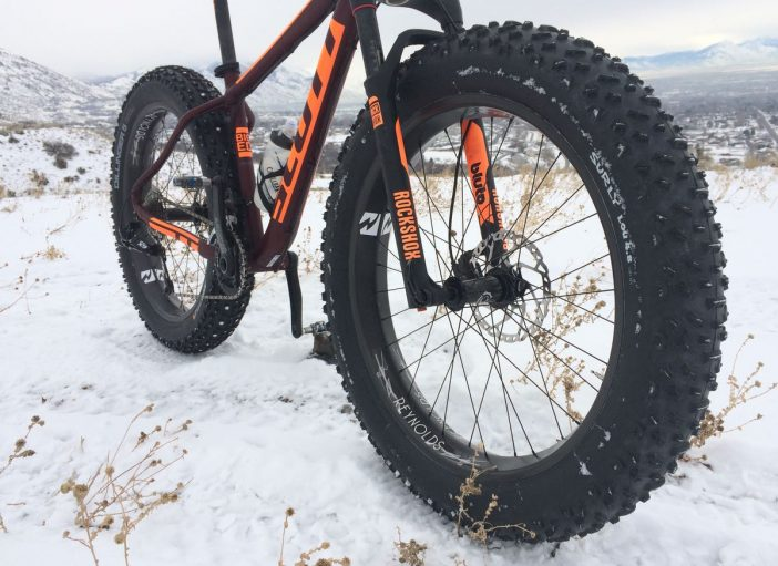 Reynolds Dean Fatbike Wheelset Review
