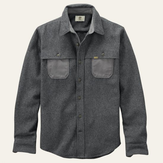 Timberland Bass River Wool Shirt Jacket Review