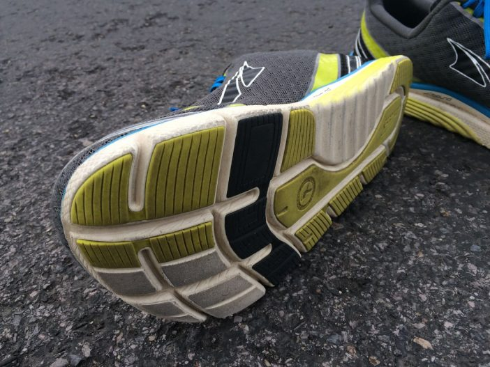 The Torin 2.0's outsole is wearing well and uppers are holding up great.