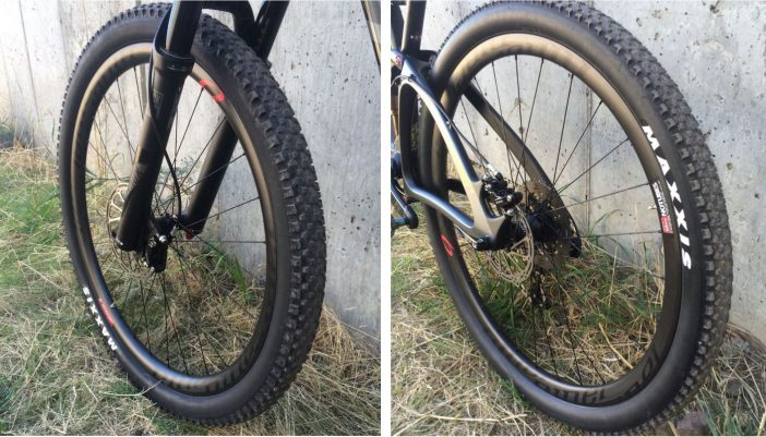 Niner XC Carbon Wheelset Review