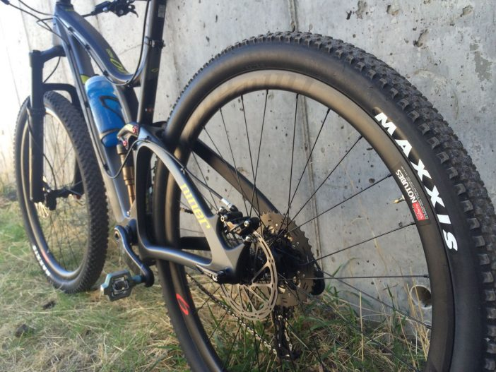Niner XC Carbon Wheels Review