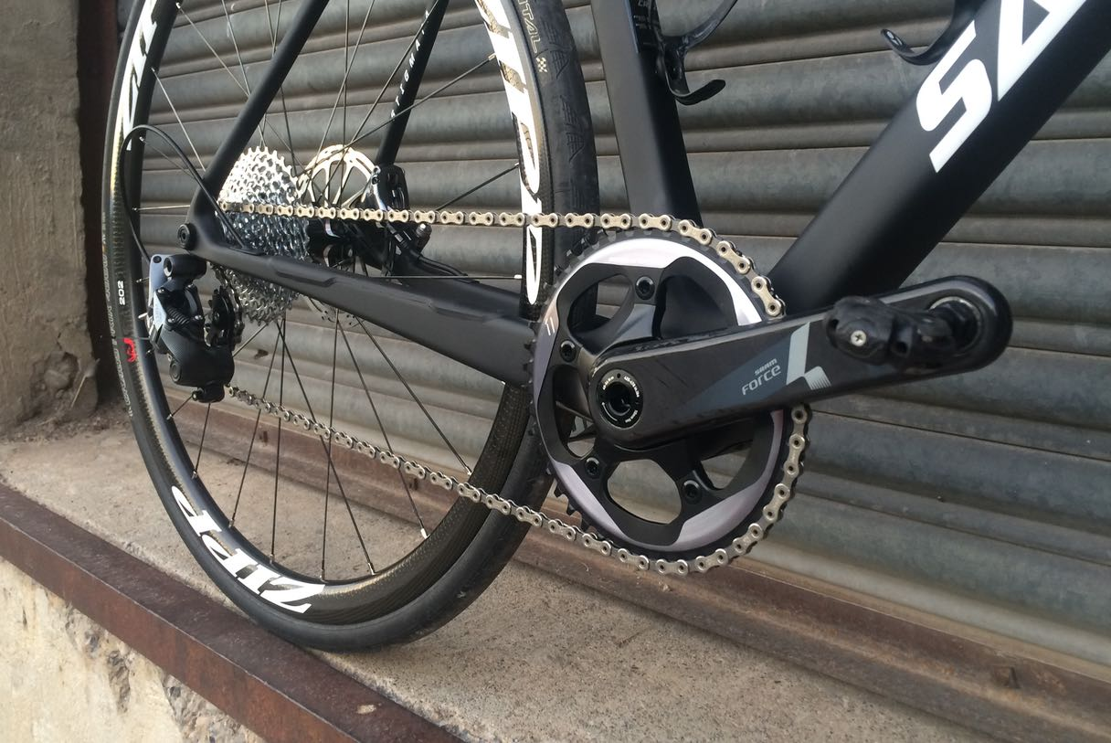 Review: SRAM Force 1 for Road, CX and Gravel ...