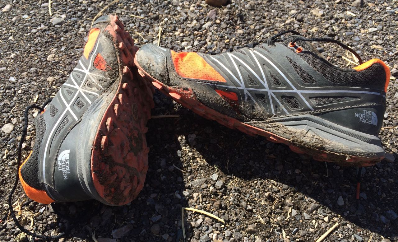 North Face Ultra MT Trail Running Shoes
