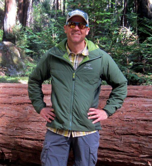 arcteryx atom lt hoody hiking