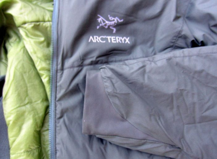 arcteryx atom lt stretch cuffs