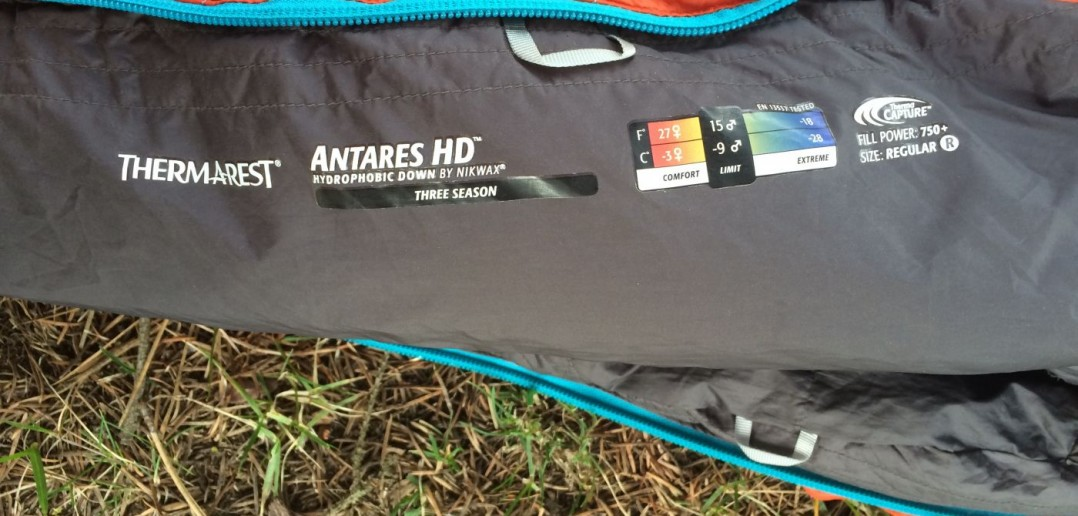 Therm-a-Rest Antares HD Review