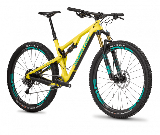 The all-new Santa Cruz Tallboy 3 is now 29/27.5+ capable.