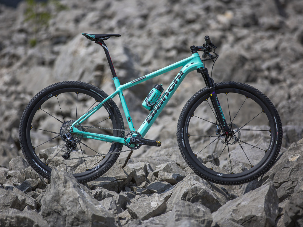 The Smooth Hardtail Bianchi Launches Methanol Cv