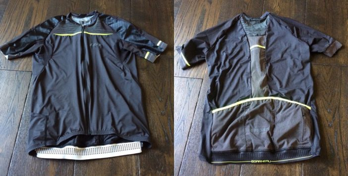Top-notch fit and finish with highly-reflective inserts on back and sleeves.