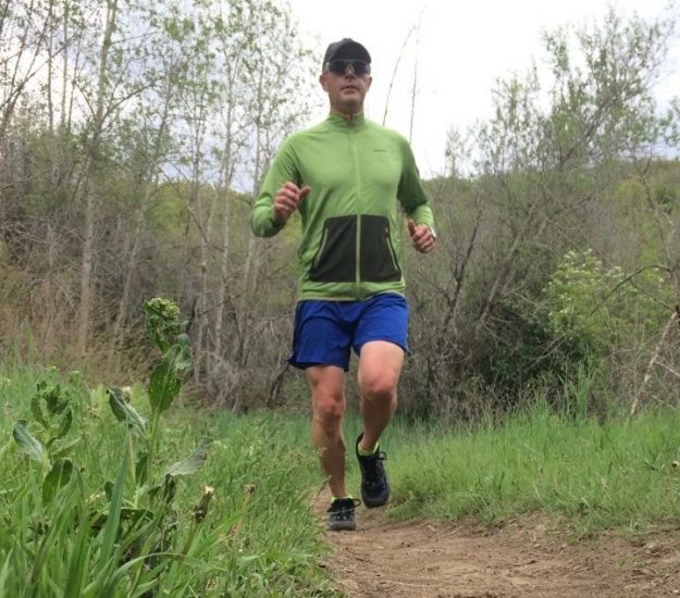The Thermal Speedwork is a great cool-weather running jacket.