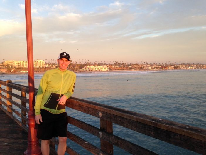 It's also equally-awesome for travel. (Oceanside Pier, CA)