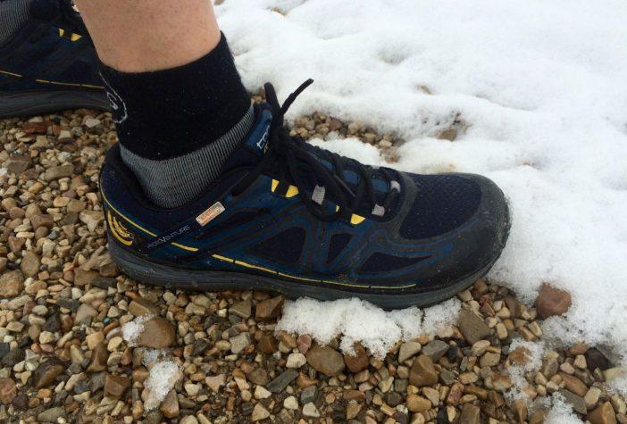 Snow and slush were no match for the Hydroventure's.