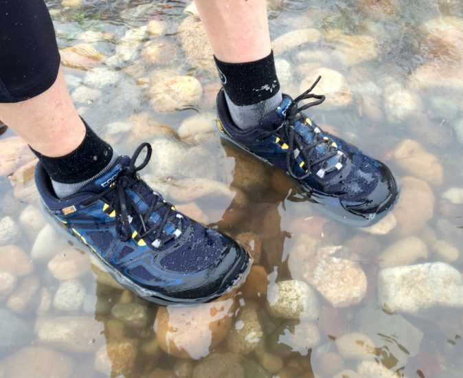 Stream crossings are no problem with these.