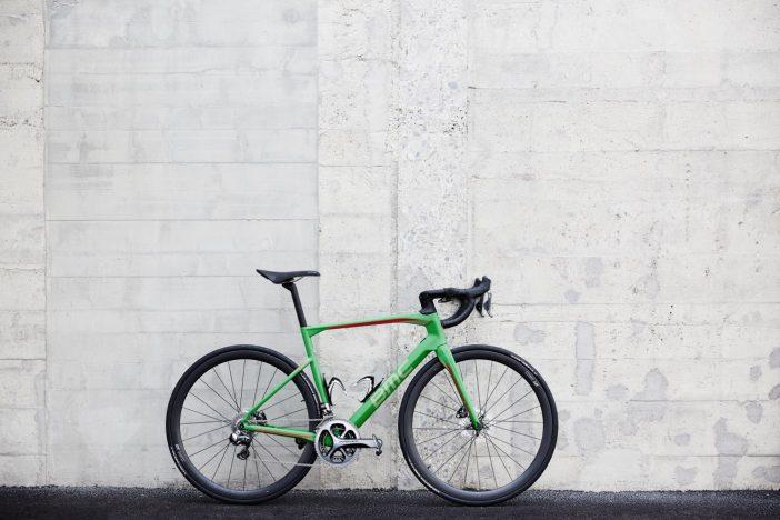 The all-new BMC Roadmachine 01.
