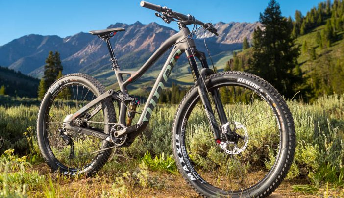 The 2017 Niner JET 9 RDO in 27.5+