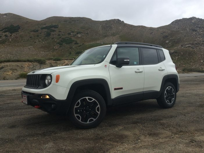 This little boxy SUV was great fun on a Colorado road trip.