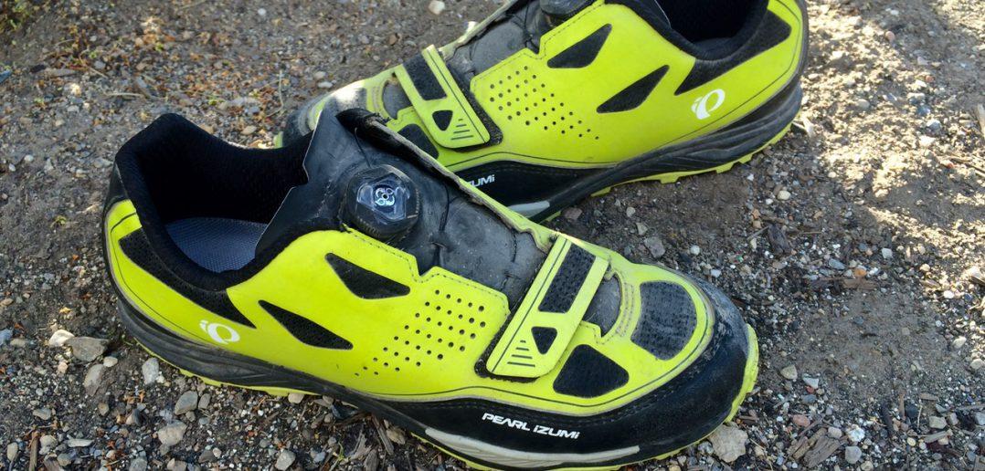 Pearl Izumi X Alp Launch Ii Mtb Shoes Review Feedthehabit Com
