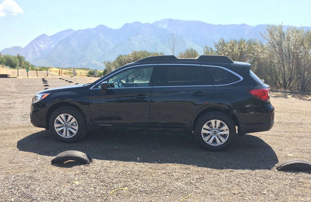 review the 2016 subaru outback is a mixed bag. Black Bedroom Furniture Sets. Home Design Ideas