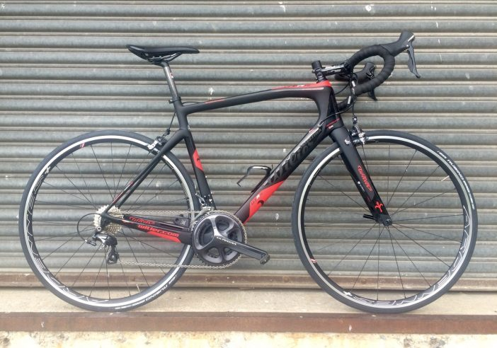 The Wilier GTR SL is quite a capable all-rounder.