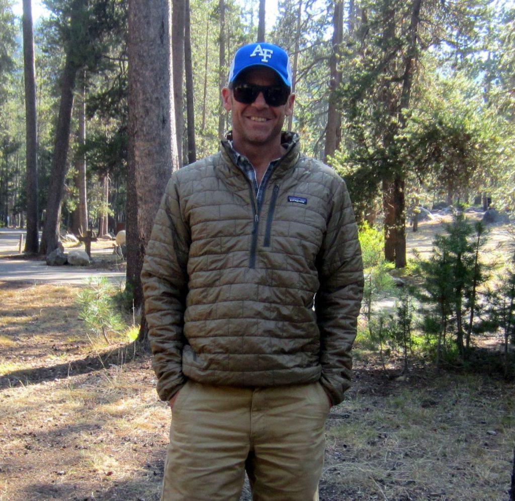 Camping near Donner Lake , CA