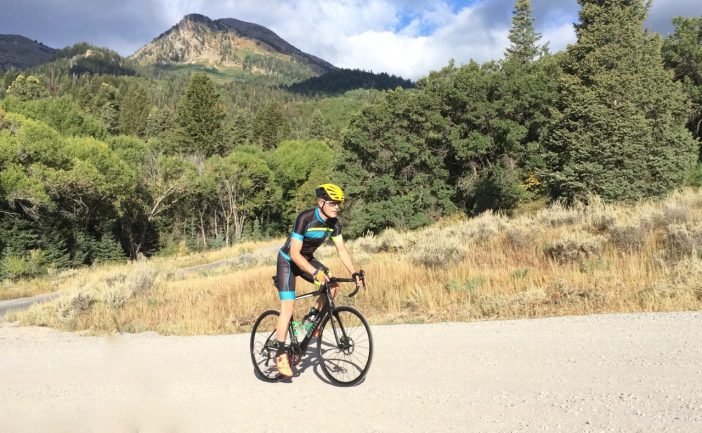 Testing the Hincapie Rondel Kit in American Fork Canyon.