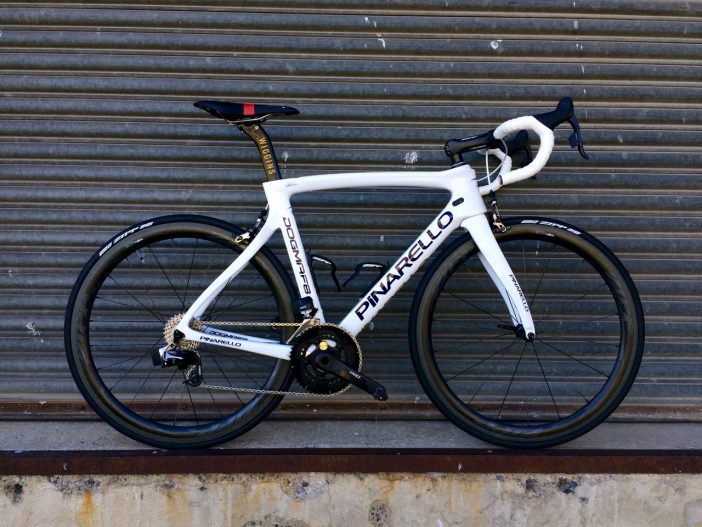 The ultimate build for the Dogma F8 looks like this.