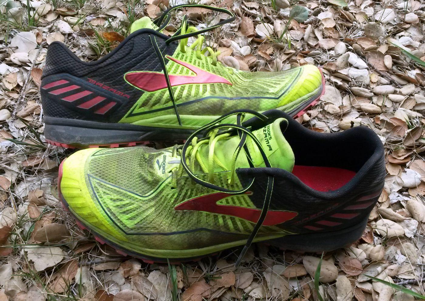 46035d01bfc Brooks Mazama Trail Running Shoe Review - FeedTheHabit.com