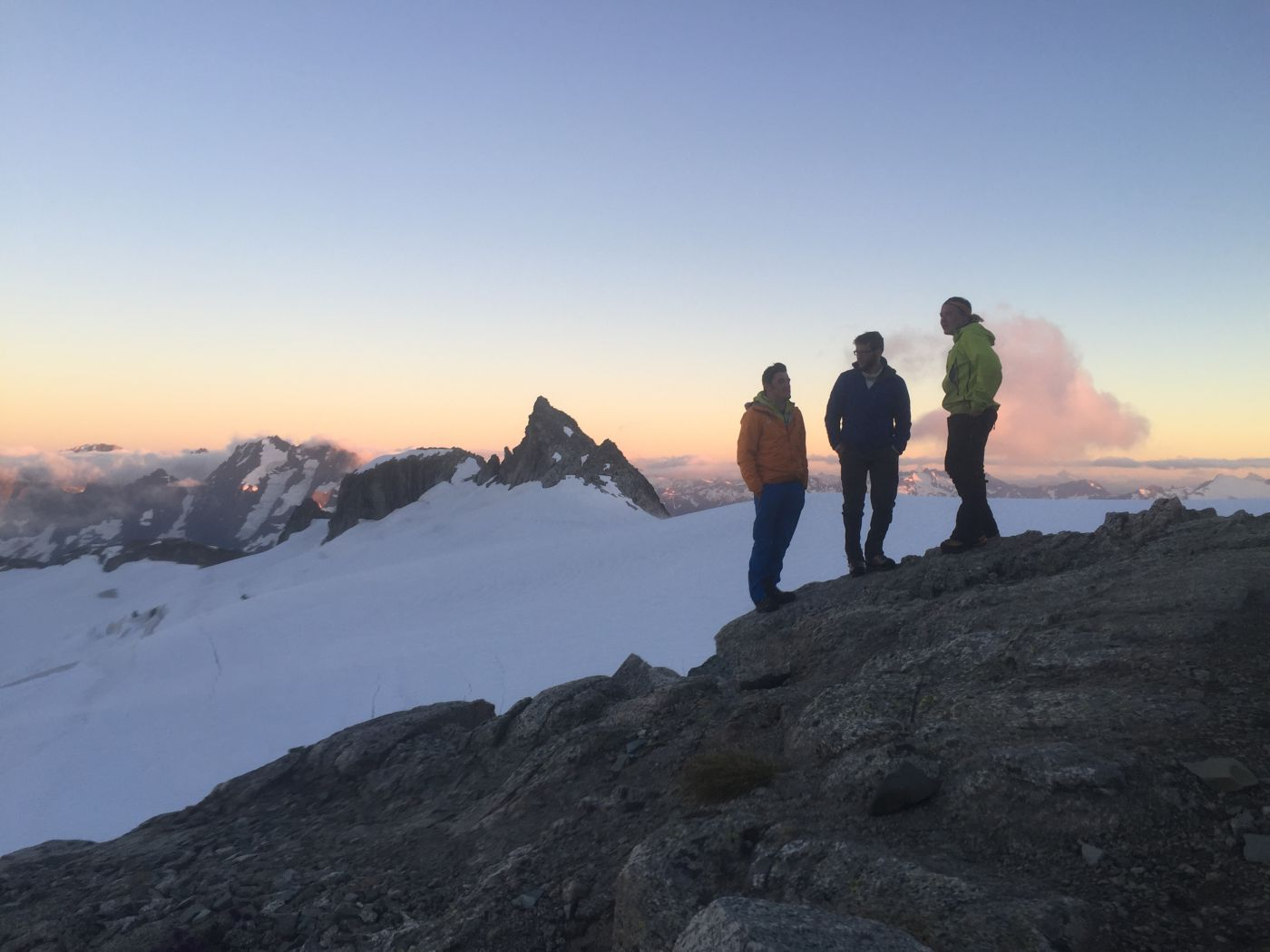 Peak 7 Outdoor Leadership Course