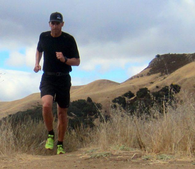 brooks mazama running