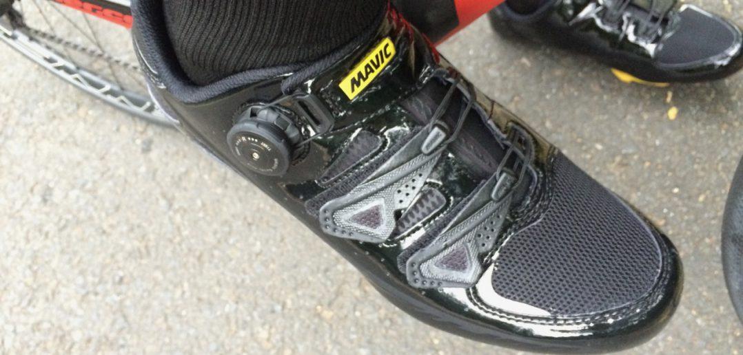 Mavic Aksium Elite II Zapatos